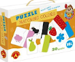 Matching Colours Puzzle